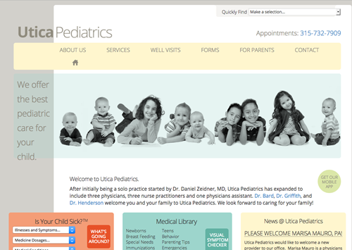 Utica Pediatrics